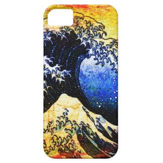 The Great Wave off Kanagawa (神奈川沖浪裏) iPhone 5 Cover