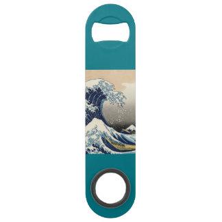 The Great Wave OFF Kanagawa Bar Key