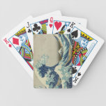 The Great Wave off Kanagawa Bicycle Playing Cards