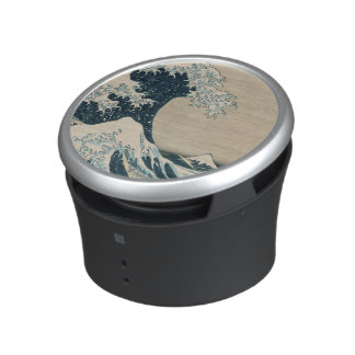 The Great Wave off Kanagawa Bluetooth Speaker