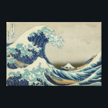"""The Great Wave off Kanagawa Canvas Print<br><div class=""""desc"""">The Great Wave off Kanagawa Canvas The Great Wave off Kanagawa, also known as The Great Wave or simply The Wave, is a woodblock print by the Japanese artist Katsushika Hokusai. Example of ukiyo-e art, it was published sometime between 1830 and 1833 as the first in Hokusai&#39;s series Thirty-six Views...</div>"""