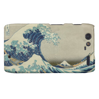 The Great Wave off Kanagawa Droid RAZR Covers