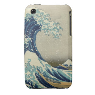 The Great Wave off Kanagawa iPhone 3 Case-Mate Case