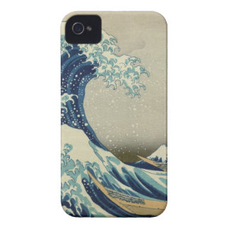 The Great Wave off Kanagawa iPhone 4 Covers