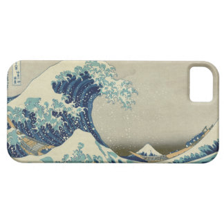 The Great Wave off Kanagawa iPhone 5 Case