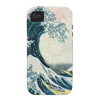 The Great Wave off Kanagawa iPhone 4/4S Cover