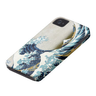 The great Wave off Kanagawa iPhone 4 Cover