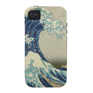 The Great Wave off Kanagawa Case-Mate iPhone 4 Cases