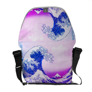 The Great Wave Off Kanagawa Courier Bag