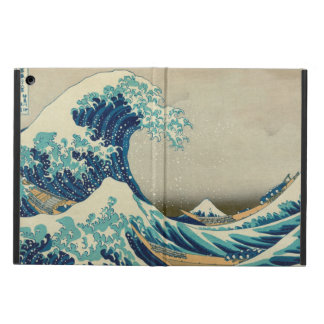 The Great Wave off Kanagawa Cover For iPad Air