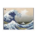 The Great Wave Off Kanagawa Covers For iPad Mini