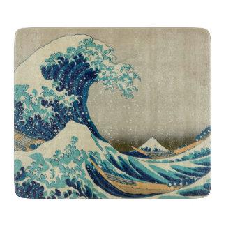 The Great Wave off Kanagawa Cutting Boards