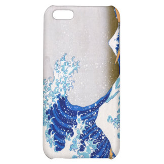 The Great Wave off Kanagawa, Hokusai iPhone 5C Cover