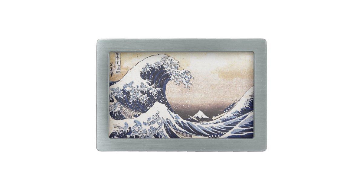 Off Kanagawa Hokusai Anese Art
