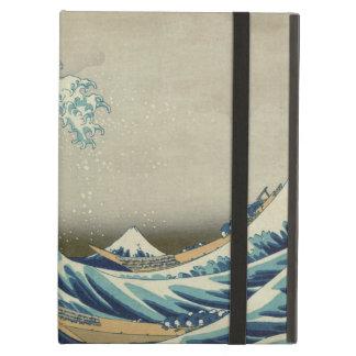 The Great Wave off Kanagawa iPad Air Covers