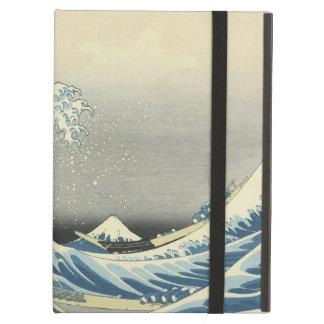 The Great Wave off Kanagawa iPad Folio Cases