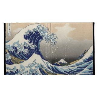 The Great Wave Off Kanagawa iPad Folio Cover