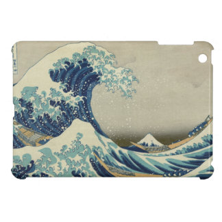 The Great Wave off Kanagawa iPad Mini Covers