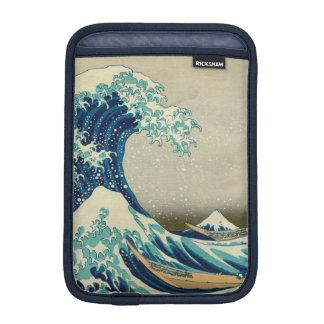 The Great Wave off Kanagawa iPad Mini Sleeve