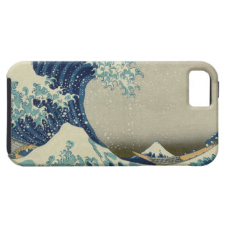 The Great Wave off Kanagawa iPhone 5 Cover