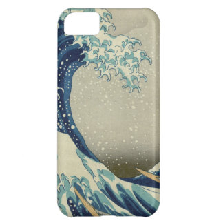 The Great Wave off Kanagawa iPhone 5C Cover