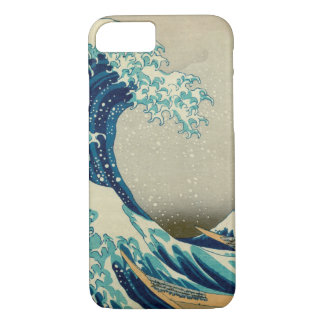 The Great Wave off Kanagawa iPhone 8/7 Case