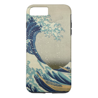 The Great Wave off Kanagawa iPhone 8 Plus/7 Plus Case