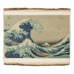 The Great Wave Off Kanagawa Kanagawa-oki Nami Ura Wood Panel