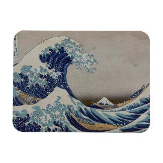 The Great Wave off Kanagawa Magnet