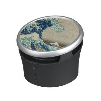 The Great Wave off Kanagawa Speaker
