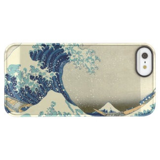 The Great Wave off Kanagawa Permafrost iPhone SE/5/5s Case