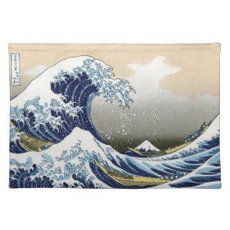 The Great Wave Off Kanagawa Placemat