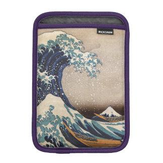 The Great Wave off Kanagawa Sleeve For iPad Mini
