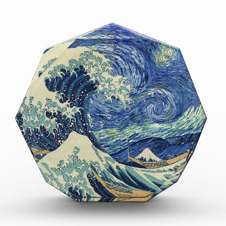 The Great Wave Off Kanagawa - The Starry Night Award