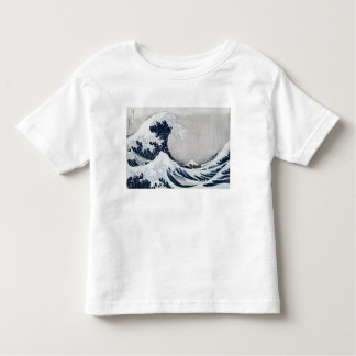 The Great Wave off Kanagawa Toddler T-shirt
