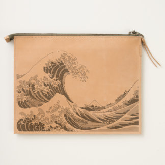 The Great Wave off Kanagawa Travel Pouch