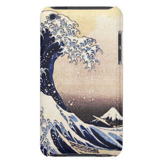 The Great Wave Off Kanagawa Vintage Japanese Art Barely There iPod Cover