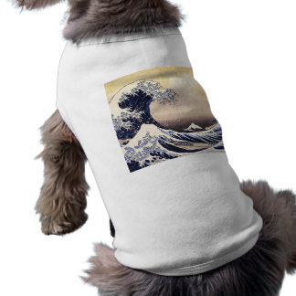 The Great Wave Off Kanagawa Vintage Japanese Art Tee