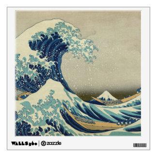 The Great Wave off Kanagawa Room Graphics