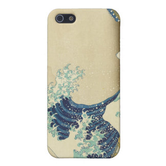 The Great Wave Off Shore of Kanagawa Case For iPhone SE/5/5s