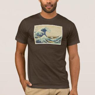 The Great Wave Off Shore of Kanagawa T-Shirt