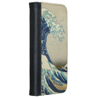 The Great Wave iPhone 6 Wallet Case
