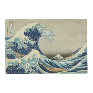 The Great Wave Placemat
