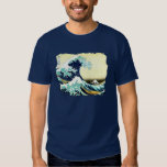 The Great Wave T-shirts
