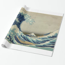 The Great Wave Wrapping Paper