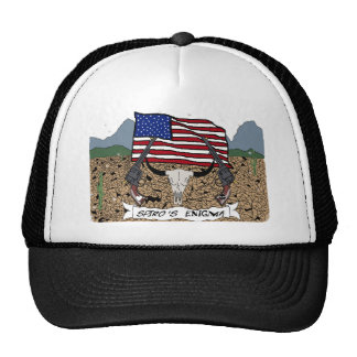 The Great West Cap Trucker Hat
