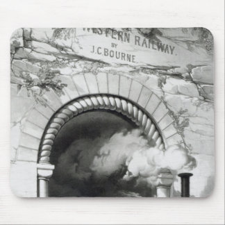 The Great Western Railway, 1846 Mouse Pad