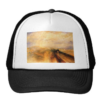 The Great Western Railway by William Turner Trucker Hats