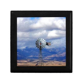 The Great Western Windmill Keepsake Box