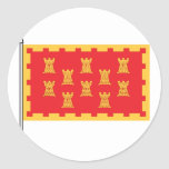 The Greater Mancunian Flag Sticker